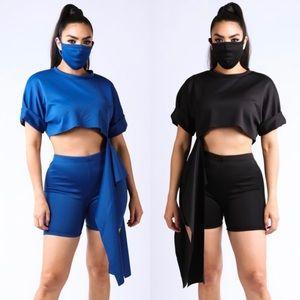 Masked Qutie Set